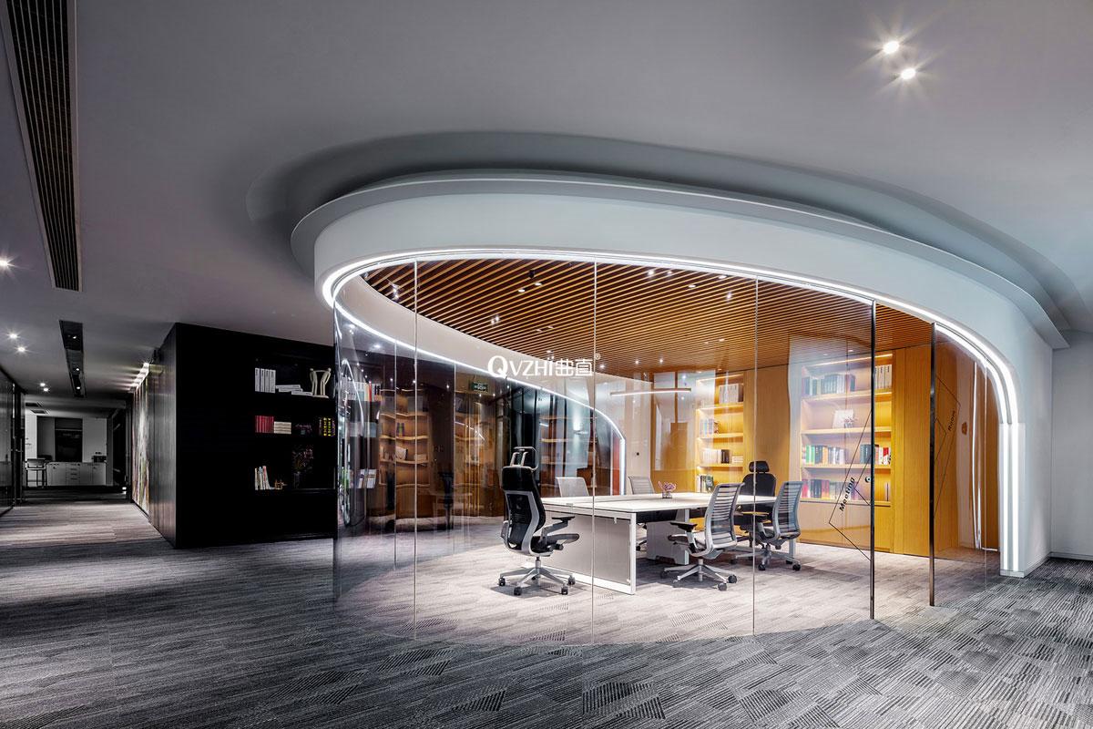 Pinwell 办公室展厅设计