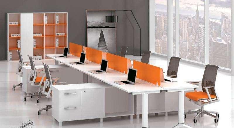 这样的办公室家具设计才符合现代人的要求!