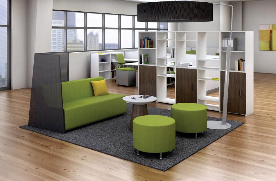 科技发展出现定制办公室家具,但好在哪里?