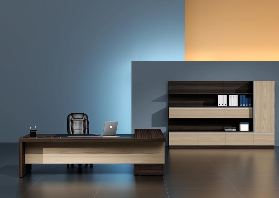 办公室家具的不同设计重点涉及人机工程学
