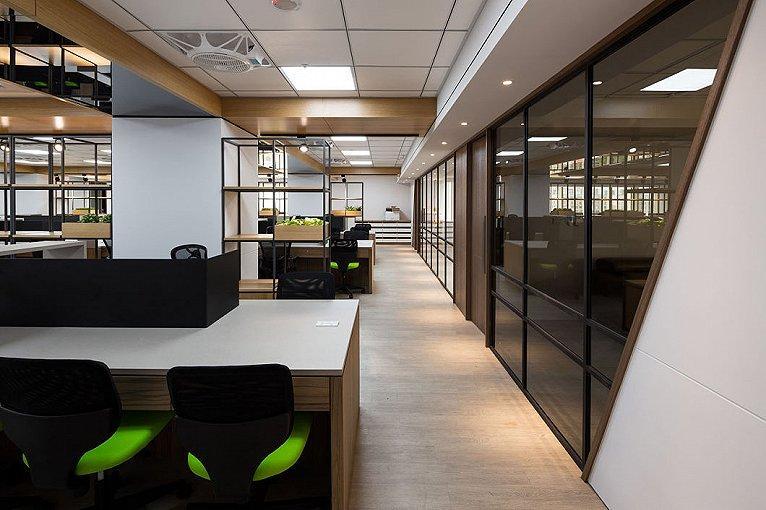 办公室在装修完还要费心购买绿植