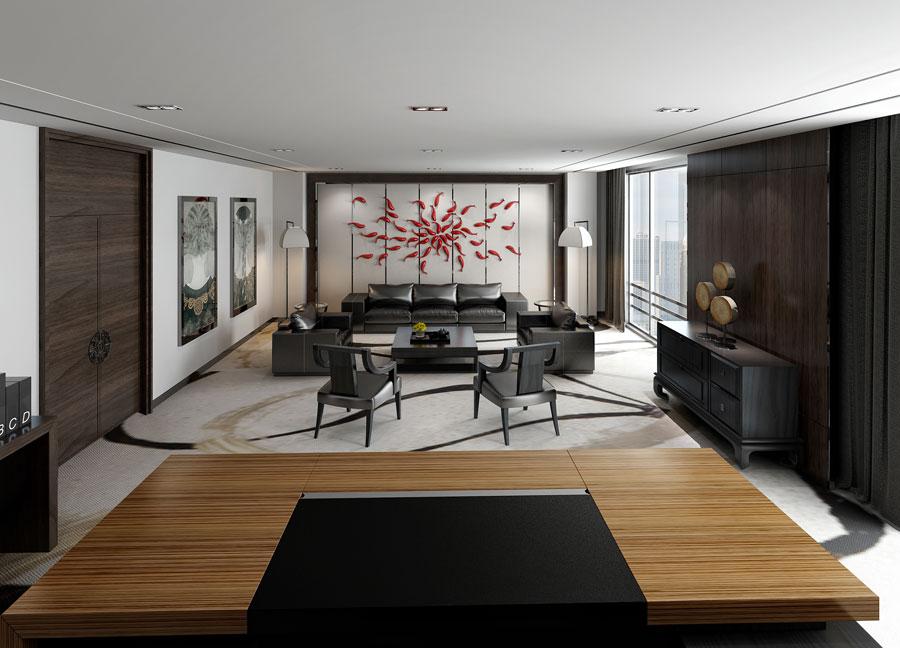 办公家具定制:中式家具设计解读篇二。