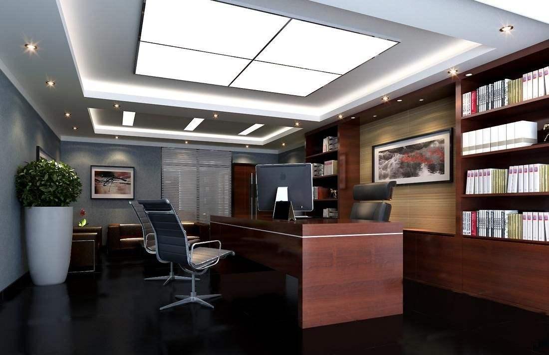 办公室家具布局的时候需要注意的一些风水。