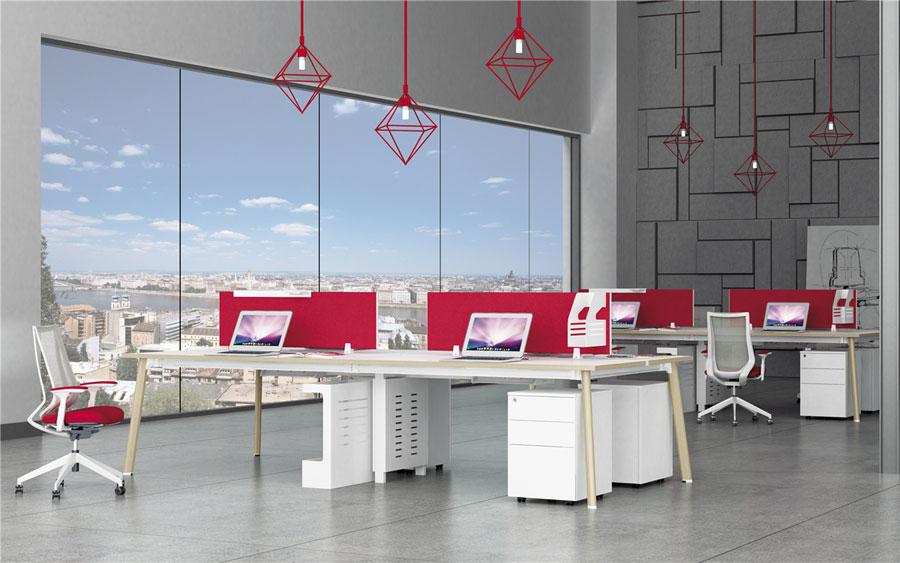 不同行业对办公室家具的需求有何不同?