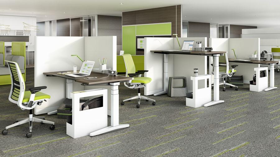 办公室装修设计方案中最关键的是企业个性
