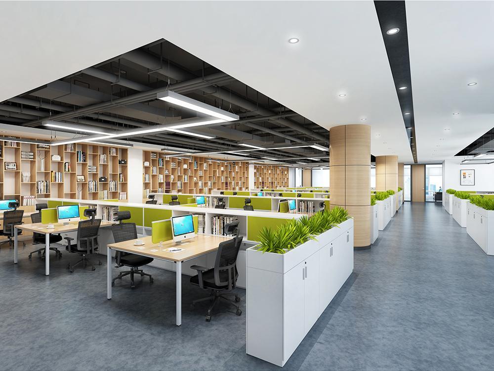 根据企业文化去购买相应的办公室家具风格